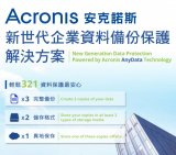 軟體專區-工具軟體- Acronis Backup資料保護解決方案