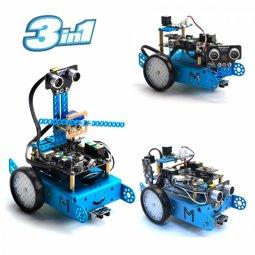 創客教室專區-機器人方案-mBot 伺服馬達包