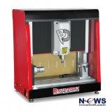 生科創客教室專區-桌上型 CNC 雕銑機-BC200W  桌上型CNC旋轉軸雕刻機