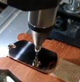 創客教室專區-桌上型 CNC 切雕雷射機-振動筆模組